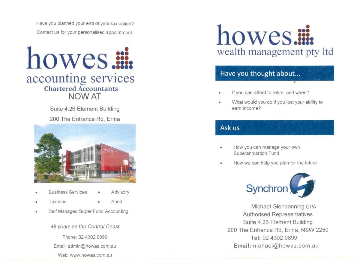 Howes Accounting Services